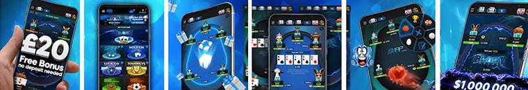 Play at 888 Poker