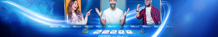 888 Poker Tournaments Available