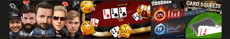GGPoker Tournaments Available